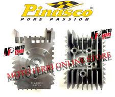 MF0294 - TESTATA RACING CANDELA CENTRALE PINASCO PIAGGIO SI CIAO 46 CILINDRO 75
