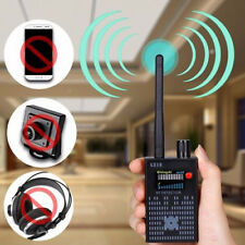PRO RF SPY BUGS DETECTOR FREQUENCY SCANNER SWEEPER CDMA GSM GPS TRACKER SIGNAL