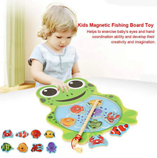 Kids Toys for Age 3 4 yr Year Old Boys Girls Educational Fishing Game Frog