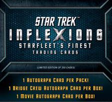Star Trek InfleXions Trading Card Box