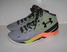 a69726295f6 UA UNDER ARMOUR Curry Two Iron Sharpens Men Shoes Sneakers Size 11.5  1259007 035