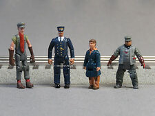 LIONEL POLAR EXPRESS FIGURES O GAUGE train people conductor boy 6-84328-F BEARD