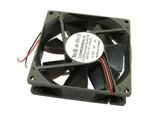 FP-108B/DC AXIAL FAN 92x92x25.4mm 24V DC 4.32W 0.18Amps 3000RPM 59cfm-air