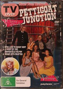 Petticoat Junction DVD Volume 2 - NEW SEALED - Free Post