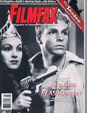 Filmfax #45 Godzilla AIP Crabbe Flash Gordon Shadow Knows Little Rascals 1994