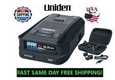 Uniden Radar Detector Police Laser Best Range Detectors GPS Car Mount DFR9 Cobra