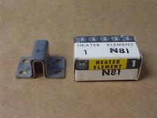 A-B ALLEN BRADLEY N81 Overload Heater Element **Lot of 3**