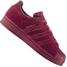 Adidas Originals Superstar Unisexe Dames Enfants Baskets Chaussures de Sport EUR 37 1/3 Rouge - Cg3738