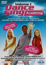 Dance Sing Academy Volume 1 DVD Learn To Perform Like A Real Star