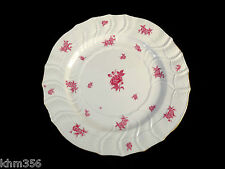 Herend Eton Raspberry Underplate Plate for Large Soup Tureen