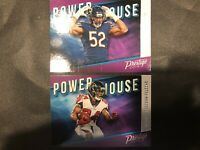 2019 PANINI PRESTIGE FOOTBALL CARDS POWER HOUSE MACK YOU PICK FREE SHIPPING