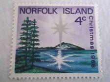 19966 Norfolk Island Christmas m/m Mi.78. G5