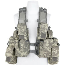 Mfh Sud-africain Assault Tactical Gilet Airsoft Combat armee ACU Digital Camo