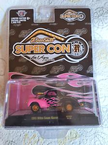 2021 Las Vegas Convention M2 MACHINES 1941 Willys Gasser Diecast Hot Wheels NEW
