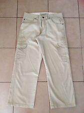 Wrangler    Khaki Cotton Cargo pants    Size 30 ( ~32 )