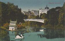 Post Card - Riga / Der Stadtkanal