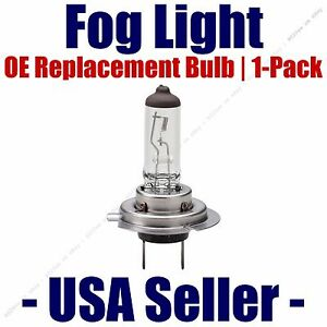 Fog Light Bulb Upgrade Xenon 1-Pack fits Listed BMW Vehicles - H755 SWTX