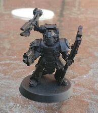 Forgeworld Techmarine / Space Marines MK IV - night  lords