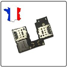 NAPPE CONNECTEUR SD SIM MOTOROLA MOTO G3 XT1550 XT1543 XT1544 FLEX CONNECTOR
