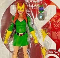 MARVEL GIRL Jean Grey Legends Xmen House of X HoX no Tri-Sentinel BAF SHIPS FAST