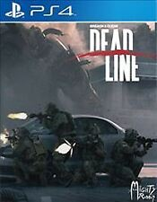 Breach & Clear: Deadline (Sony PlayStation 4, 2016)