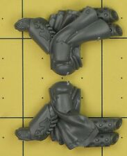 Warhammer 40K Space Marines Dark Angels Ravenwing Command Squad Legs (D)