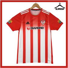 More details for derry city football shirt adidas m medium 3rd soccer jersey dcfc 2020 2021 g25