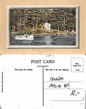 Canada - Devil's Gap - Lake of the Woods RARE YEAR 1910 CA. (A-L 640)