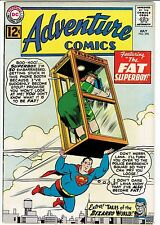 Adventure Comics 298 F-VF Warehouse discovery: Fat Superboy Cover DC in 1962