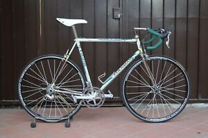 colnago master olympic rare white pearl shimano durace 7700 eroica 56x56 mint!!