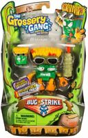 The Grossery Gang - Bug Strike Action Figure - Fungus Fries - BNIB - 69115