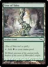 TREE OF TALES Mirrodin MTG Artifact Land Com