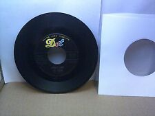 Old 45 RPM Record - Dot 45-16391 - Pat Boone - Lover's Lane / Ten Lonely Guys