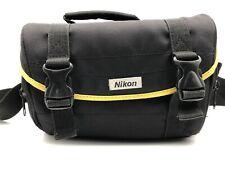 Nikon Deluxe Digital SLR Camera Case Gadget Bag for DSLR Camera
