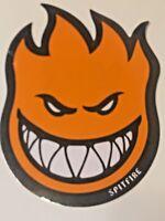 Spitfire Wheels, Ride The Fire, Skateboard Sticker, Street Series#948-10222018