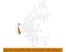 GM OEM Rear Seat-Hinge Left 89042620