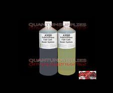 MOULDCRAFT A3000 1kg D. Gris Fundido Rápido Poliuretano Líquido Plástico Resina de colada
