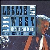 Leslie West Band - New York State of Mind (Live) (2007)  CD  NEW  SPEEDYPOST