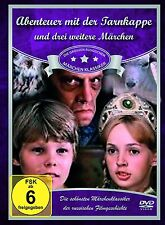 RUSSO MÄRCHEN CLASSIC BOX 2 Nera Mago CAPPELLO MIMETICO Fortezza 3 DVD nuovo