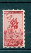 """PINOCCHIO"" - ITALY 1954"