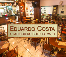 O Melhor Do Boteco V1 Eduardo Costa  Audio CD Import