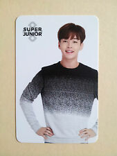 Super Junior COEX Artium SUM Official LIMITED PHOTO CARD Photocard - Henry