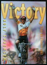 Tour de France  Rabobank   Rolf Sorenson   Photo Card VGC