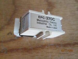 Technics EPC-270C Cartridge and Stylus