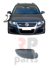 FOR VW PASSAT B6 05 - 10 NEW DOOR WING MIRROR COVER CAP FOR PAINTING RIGHT O/S