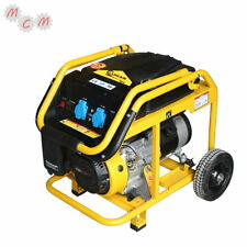 LUMAG Benzin G3E Stromaggregat Generator Stromerzeuger Notstromer 3kW 2x230V