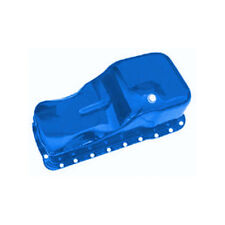 RPC Engine Oil Pan R9078P; OE-Style Stock Blue for 1965-1987 Ford 289/302 SBF