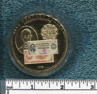 American Mint Coin - US $500 Gold Certificate - Lincoln