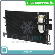 Brand NEW AC Condenser fits Saab 9-3 1999-02 - 4758637 QA