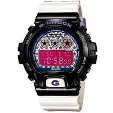 Casio G-Shock DW-6900SC-1 Crazy Color Classic Series Men's Stylish Watch - Whit